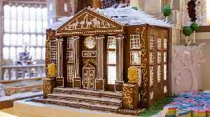 Gingerbread City opens its gates to take a look at the future [Video]
