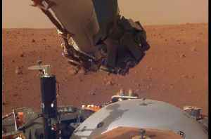 Listen to the first sounds of Mars from the InSight Lander [Video]