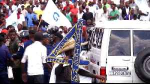 DR Congo election: Candidates rally across the country [Video]