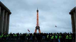 Anti-Government Protests Grow In France [Video]