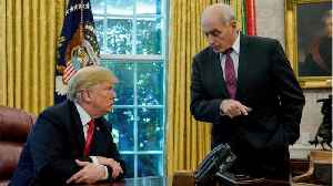 News video: John Kelly Done As Chief Of Staff