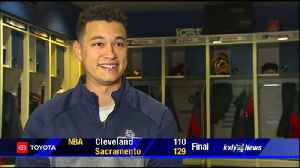Seattle Mariner's pitcher Marco Gonzales talks about the season and trades [Video]