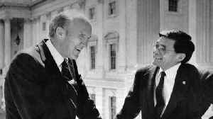Overcoming division: The friendship of Norman Mineta and Alan Simpson [Video]