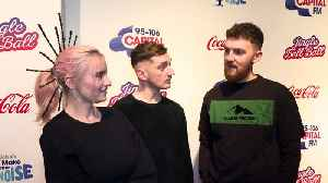 Clean Bandit explain how they escaped 'second album jitters' [Video]