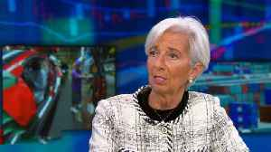 IMF chief sees