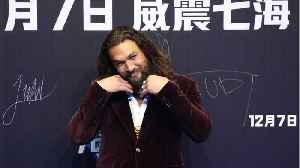 'Aquaman' Breaks Record In China [Video]