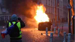 French Official Says Protests Are An 'Economic Catastrophe' [Video]