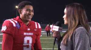 Interview with USC Commit Bryce Young [Video]