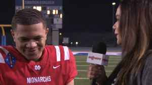 Interview with Running Back Shakobe Harper [Video]