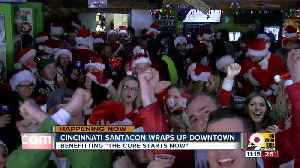 SantaCon CIncinnati is a smash [Video]