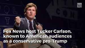 Tucker Carlson Turns On Trump 'He's Not Going To Do That' [Video]