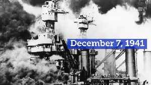 News video: Pearl Harbor, December 7, 1941, Is A Day That Will Live In Infamy