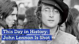 The Day John Lennon Was Shot [Video]