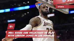 Who's Afraid Of The Big Bad Lebron [Video]