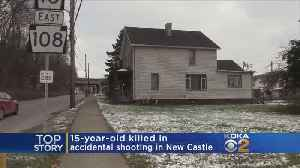 Teenager Shot, Killed In New Castle [Video]