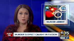 Murder suspect arrested in southern Arizona after Phoenix woman's death [Video]
