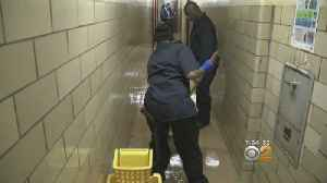 NYCHA Holds Fix Blitz [Video]