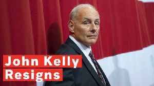 News video: White House Chief Of Staff John Kelly Resigns