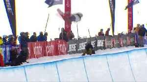 Olympic champion Kim dominates the halfpipe at Copper Mountain [Video]