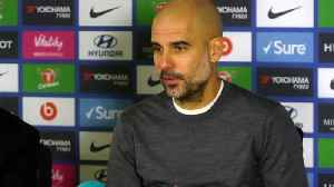 Guardiola hails fantastic City after Chelsea result [Video]