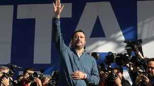 Salvini blames austerity for French unrest [Video]