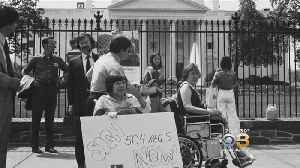 Americans Living With Disabilities Are Remembering George H.W. Bush For Role In Passing American's With Disabilities Act [Video]