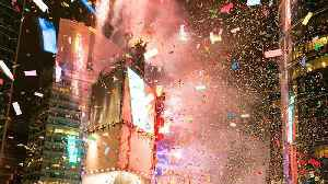 New Year's Eve Times Square Box Seats Cost $125,000 [Video]