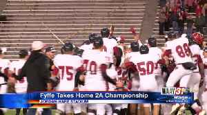 Fyffe Wins 2A State Championship [Video]