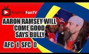 Aaron Ramsey Will Come Good says Bully - Arsenal 1 Southampton 0 [Video]