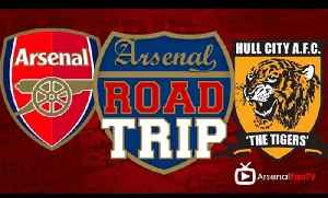 Road Trip: Arsenal v Hull City [Video]