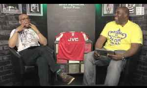 Legend Ian Wright and Robbie Choose Arsenal's All-Time Best XI [Video]