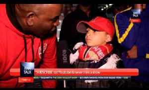 Arsenal 3 West Ham 1 - Young Gunner Unsure of a FA Cup Ticket [Video]