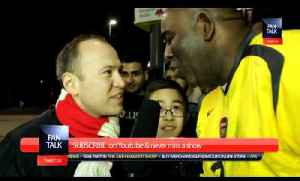 Arsenal 1 Wigan 1 (4-2 Pens)  - Russian Gooner Happy To Reach The Final [Video]