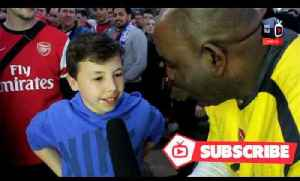 Arsenal 1 Wigan 1 (4-2 Pens)  - I Want Hull In The Final says Young Gunner [Video]