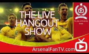 Live Hangout - Arsenal's Victory Over Cardiff & Visit Of Hull City [Video]