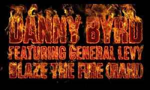 Danny Byrd - Blaze The Fire (Rah!)(feat General Levy)[Stray remix] [Video]
