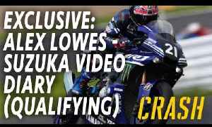 EXCLUSIVE: Alex Lowes - Suzuka Video Diary (Qualifying) [Video]