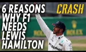 6 reasons why F1 needs Lewis Hamilton | Crash.net [Video]