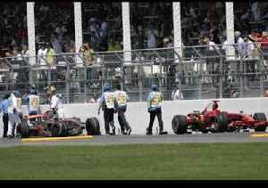 Groundhogs, Fightbacks & Lewis mounting Kimi... 5 Weird & Wonderful Canadian GP Moments! [Video]