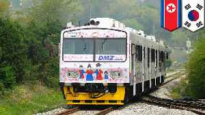 North and South Korea to conduct joint survey on railway lines [Video]