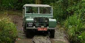 Dorothy Peters emotional Land Rover reunion Film [Video]