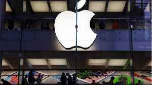 Apple leads futures lower again in volatile session [Video]