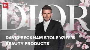 David Beckham Needed Wife Victoria For This Business [Video]