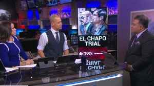 El Chapo trial: First month of testimony on drugs, death, and money [Video]