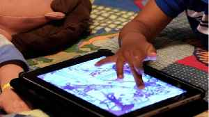 Are Kids Spending Too Much Time Looking At Screens? [Video]