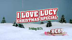 I Love Lucy Christmas Special (Preview) [Video]