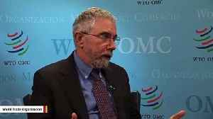 Paul Krugman Says US, Russia And Saudi Arabia Represent 'A New Axis Of Evil' [Video]