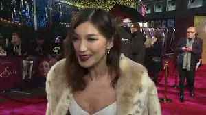 Gemma Chan's not in a hurry to wear a corset again [Video]