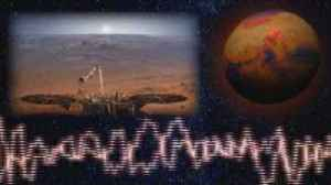 NASA captures sound of Martian wind [Video]