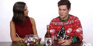Watch! Adam DeVine Talks Crashing Holiday Parties & Reveals Who'd He Want To Party With [Video]